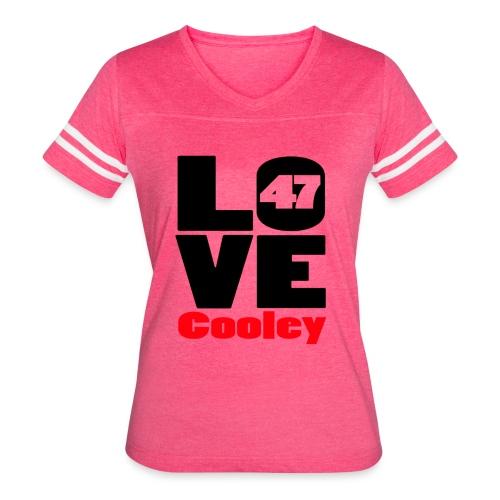 lovecooley - Women's Vintage Sport T-Shirt