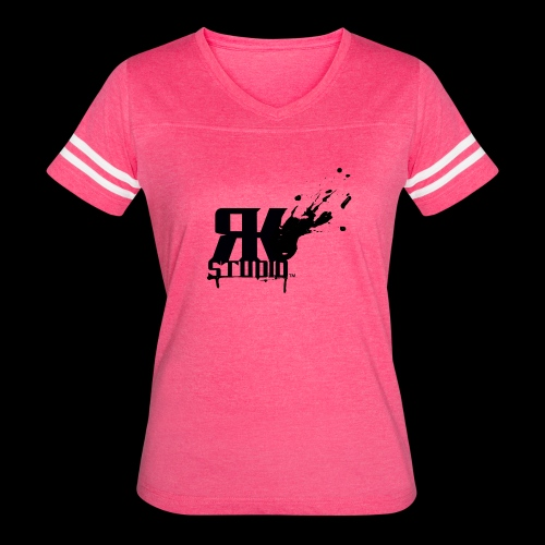 RKStudio Black Version - Women's Vintage Sport T-Shirt