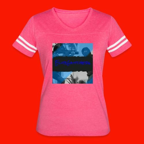 EliteGlitchersRevamp - Women's Vintage Sport T-Shirt
