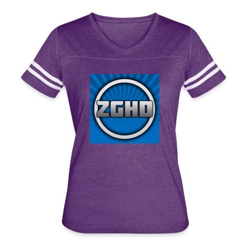 ZedGamesHD - Women's Vintage Sport T-Shirt