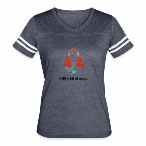 A little bit of magic - Women's Vintage Sport T-Shirt