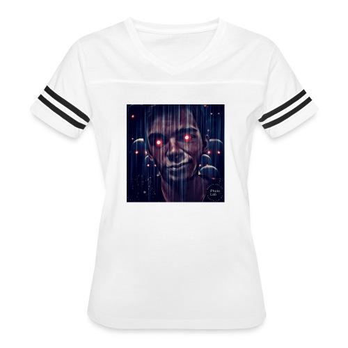 B07D6708 6503 42E5 A7F5 F30499FC547B - Women's Vintage Sport T-Shirt