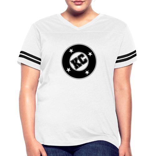 Kc Stars - Women's Vintage Sport T-Shirt