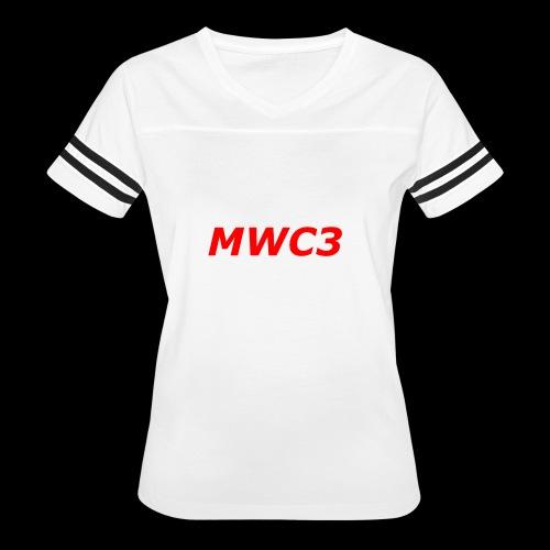 MWC3 T SHIRT - Women's Vintage Sport T-Shirt