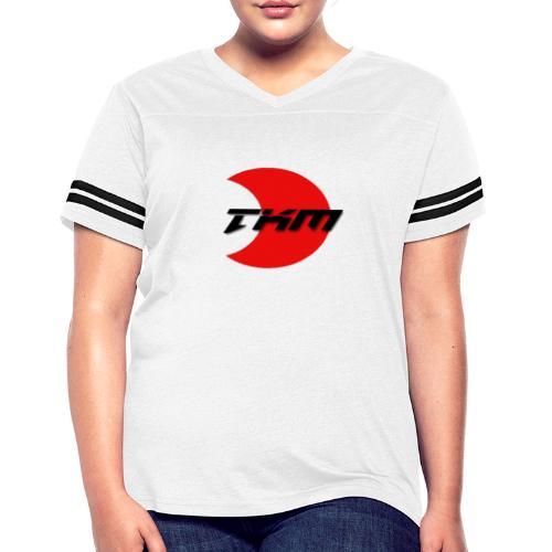 Small logo - Women's Vintage Sport T-Shirt