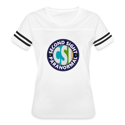 Second Sight Paranormal TV Fan - Women's Vintage Sport T-Shirt