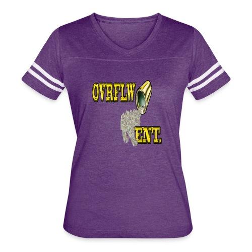 OVRFLW - Women's Vintage Sport T-Shirt