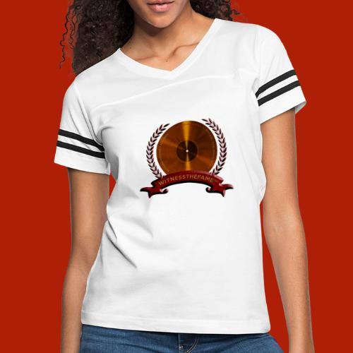 WITNESSTHEFAME SEAL - Women's Vintage Sport T-Shirt
