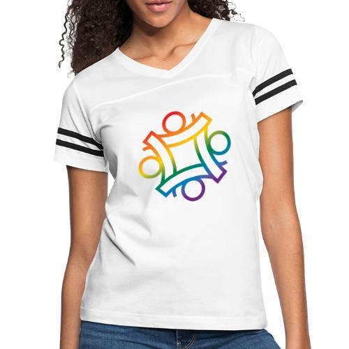 PCAC pride - Women's Vintage Sport T-Shirt