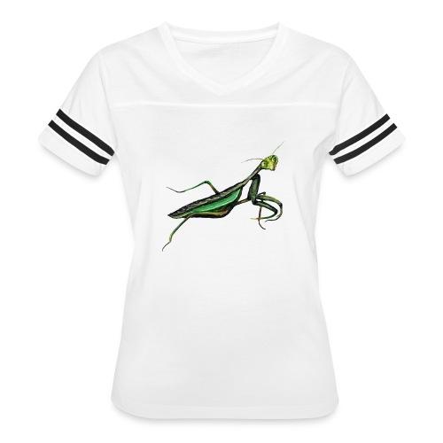 Praying mantis - Women's Vintage Sports T-Shirt