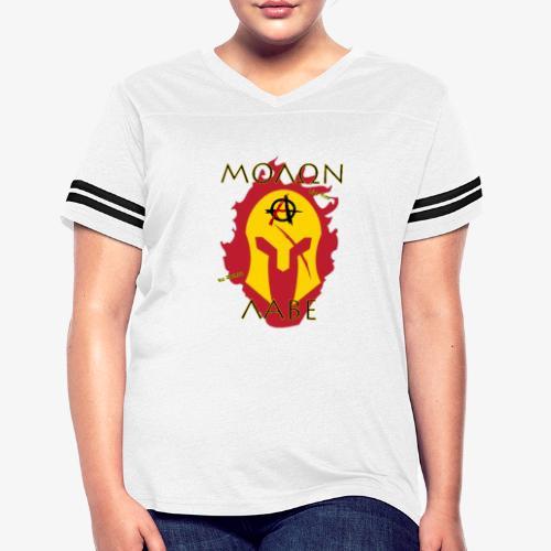 Molon Labe - Anarchist's Edition - Women's Vintage Sports T-Shirt