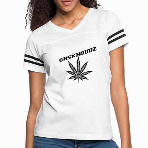 saskhoodz hemp - Women's Vintage Sport T-Shirt