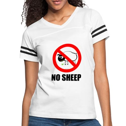 NO SHEEP™ TEE - Women's Vintage Sport T-Shirt