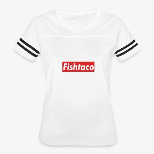 FishTaco supreme - Women's Vintage Sport T-Shirt