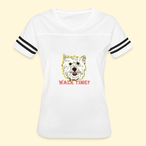 oliver cartoon - Women's Vintage Sport T-Shirt
