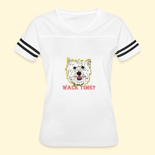 oliver cartoon - Women's Vintage Sports T-Shirt