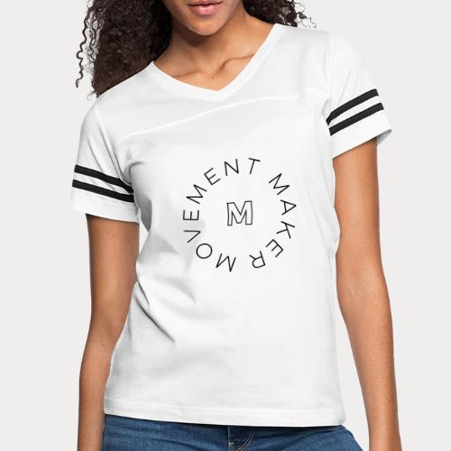 MovementMaker T Shirt - Women's Vintage Sport T-Shirt