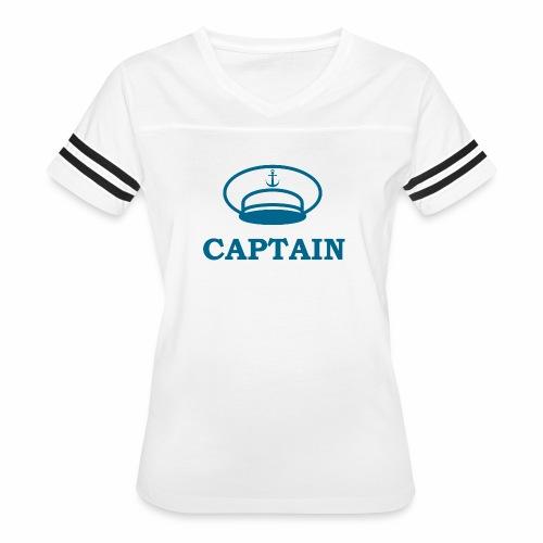 Cruise Captain - Women's Vintage Sport T-Shirt