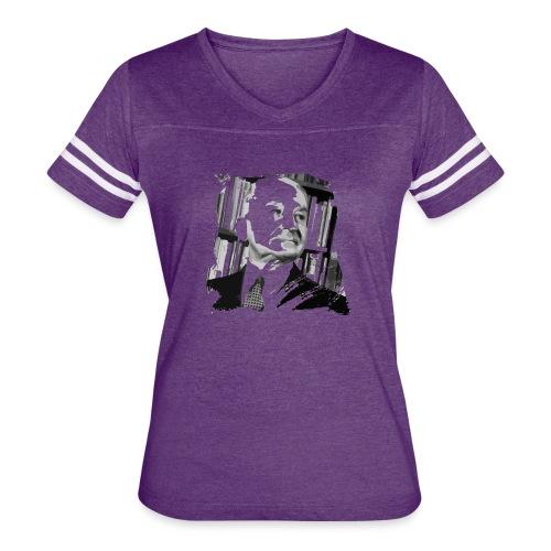 Ludwig von Mises Libertarian - Women's Vintage Sport T-Shirt