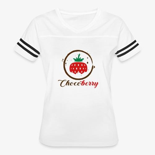 Chocoberry - Women's Vintage Sport T-Shirt