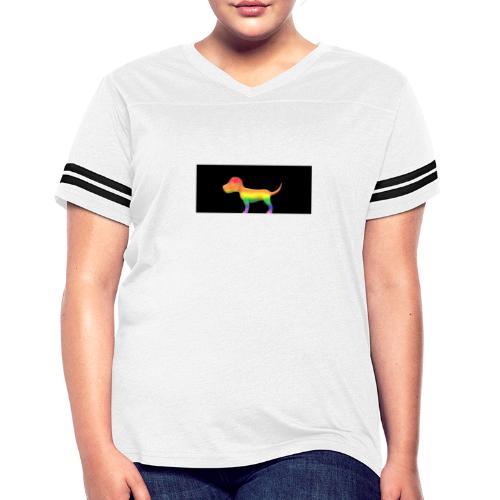 Gay dog - Women's Vintage Sports T-Shirt
