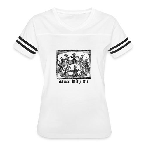 Dance With Me - Women's Vintage Sport T-Shirt