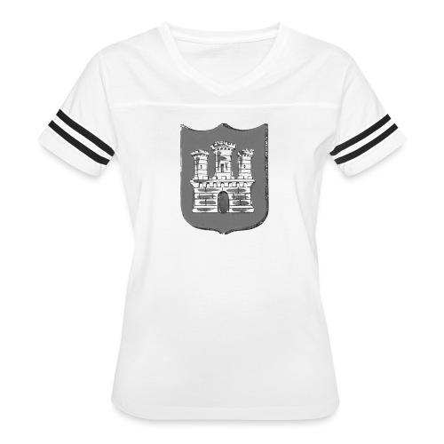 Hollow Myths Emblem - Women's Vintage Sport T-Shirt