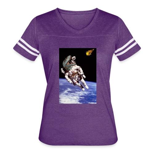 how dinos died - Women's Vintage Sport T-Shirt