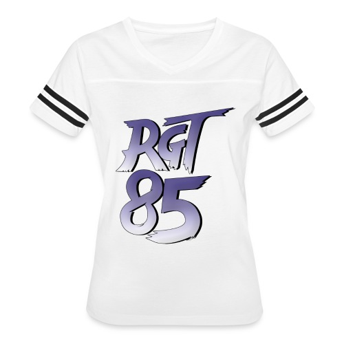 RGT 85 Logo - Women's Vintage Sport T-Shirt