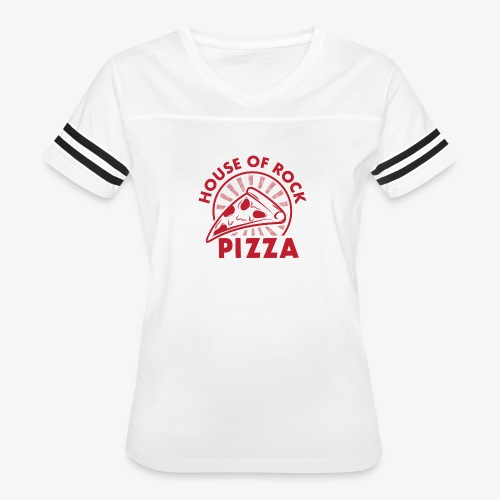HOR Pizza Red - Women's Vintage Sport T-Shirt
