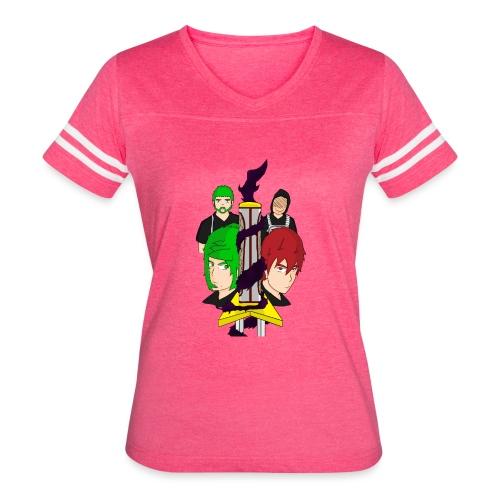 Tsuka 1 - Women's Vintage Sport T-Shirt