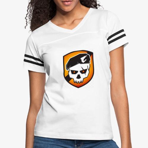 call of duty devil - Women's Vintage Sport T-Shirt