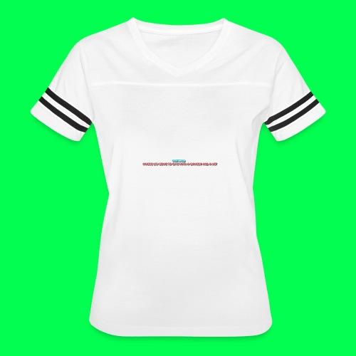 my original quote - Women's Vintage Sport T-Shirt