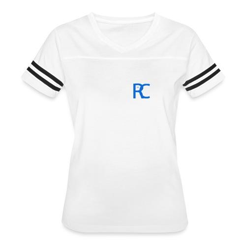 Blu REACH - Women's Vintage Sport T-Shirt