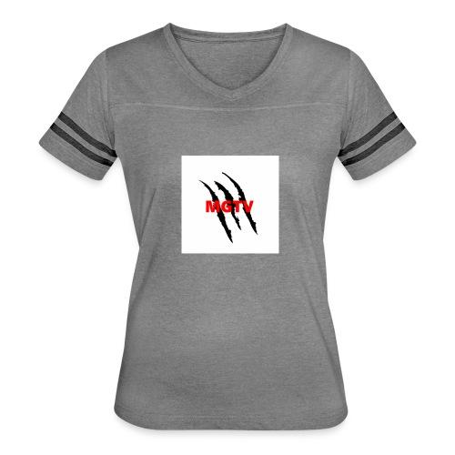 MGTV merch - Women's Vintage Sport T-Shirt