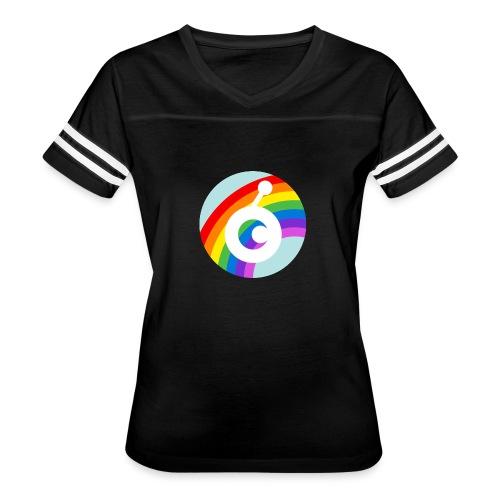 rainbow OST - Women's Vintage Sport T-Shirt