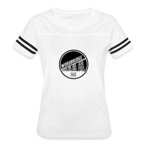 WordBridge Conference Logo - Women's Vintage Sport T-Shirt
