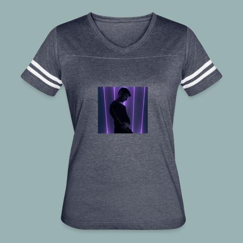 Europian - Women's Vintage Sport T-Shirt