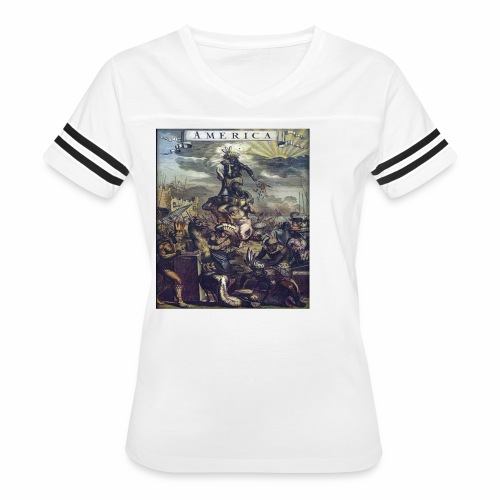 This Is America - Women's Vintage Sport T-Shirt