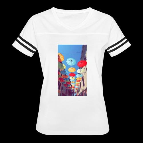 139357EB 02AB 4932 97DC FB71E36DE68A - Women's Vintage Sport T-Shirt
