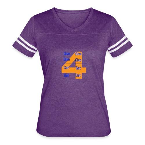 Forgive & Forget - Women's Vintage Sport T-Shirt