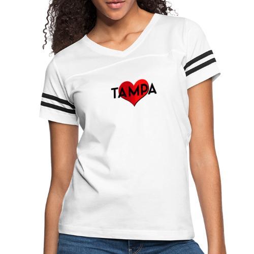 Tampa Love - Women's Vintage Sport T-Shirt