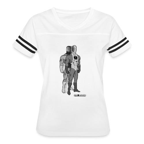 Superhero 9 - Women's Vintage Sport T-Shirt