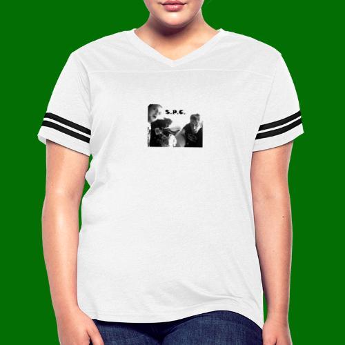 D N BW - Women's Vintage Sport T-Shirt
