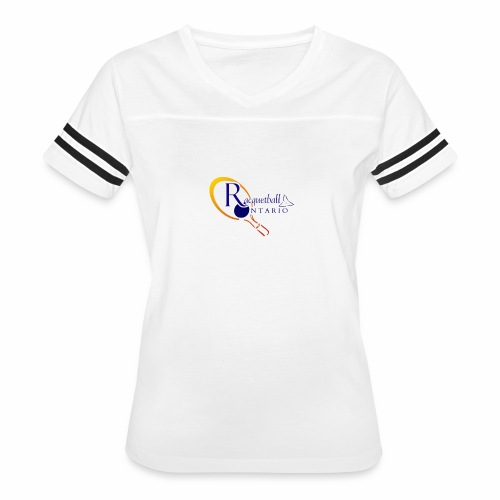 Racquetball Ontario branded products - Women's Vintage Sport T-Shirt