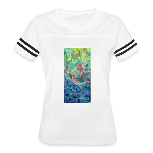 Day to Night - Women's Vintage Sports T-Shirt