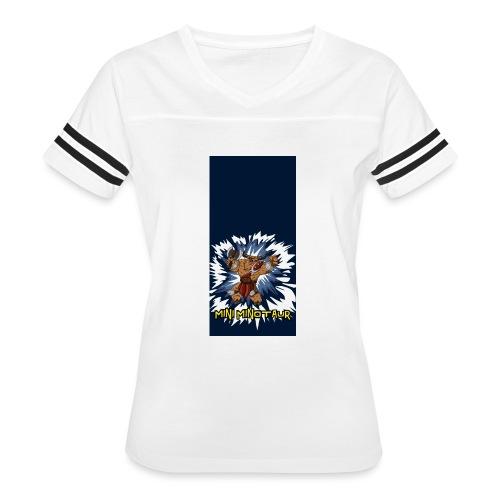 minotaur5 - Women's Vintage Sport T-Shirt