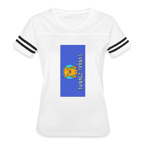 logo iphone5 - Women's Vintage Sport T-Shirt