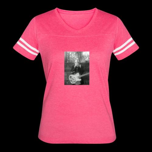 The Power of Prayer - Women's Vintage Sport T-Shirt