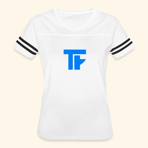 Team Friction Logo - Women's Vintage Sport T-Shirt